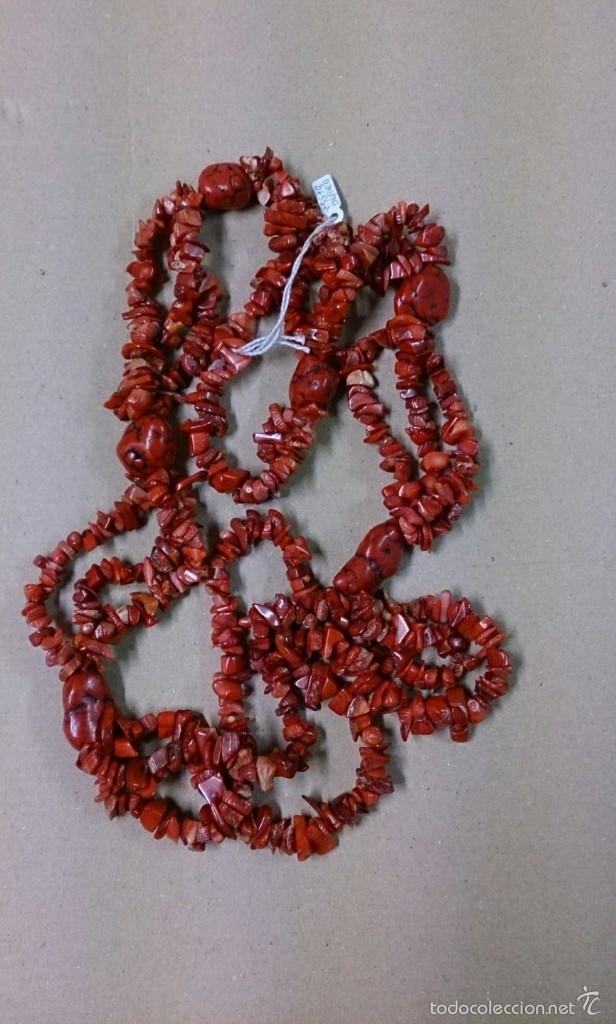 Joyeria: Collar de coral - Foto 3 - 57661466