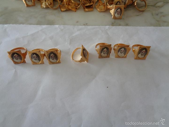 Joyeria: 240 ANILLOS FABRICADOS PARA LA PROCLAMACION DE MOHAMED V COMO REY DE MARRUECOS - Foto 2 - 157707142