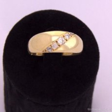 Jewelry - Anillo Bombee Oro 18k Diamantes - 58327192