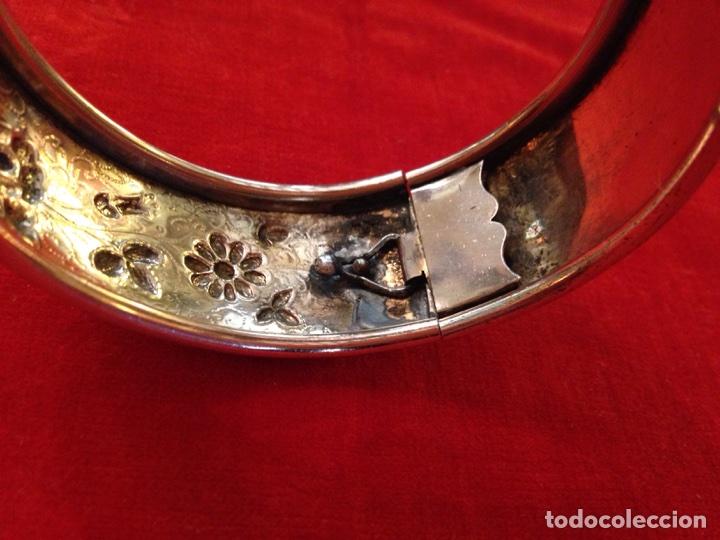 Joyeria: Pulsera de oro de 9 kilates del siglo XIX - Foto 6 - 63290023