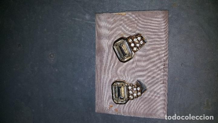 Joyeria: PENDIENTES CHAPADOS EN ORO - Foto 2 - 63491180