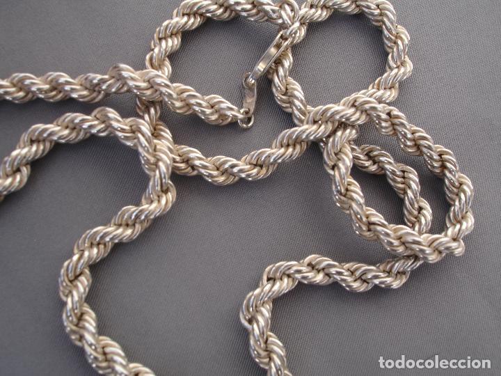 bdf0270a90f8 Cadena plata 925. - Sold at Auction - 69745057