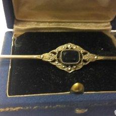 Joyeria - Exclusiva y elegante aguja antigua de plata - 69949151