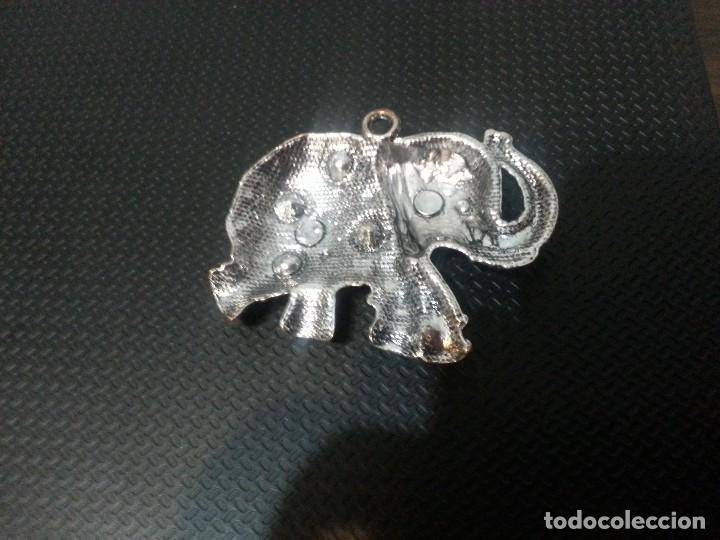 Joyeria: Elefante con piedras - Colgante - Foto 3 - 70391909