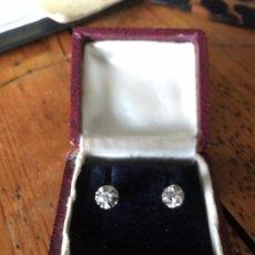 Schmuck - Clásicos pendientes + brillantes engarzados en oro blanco.Classic diamond earrings set in white gold - 109408558