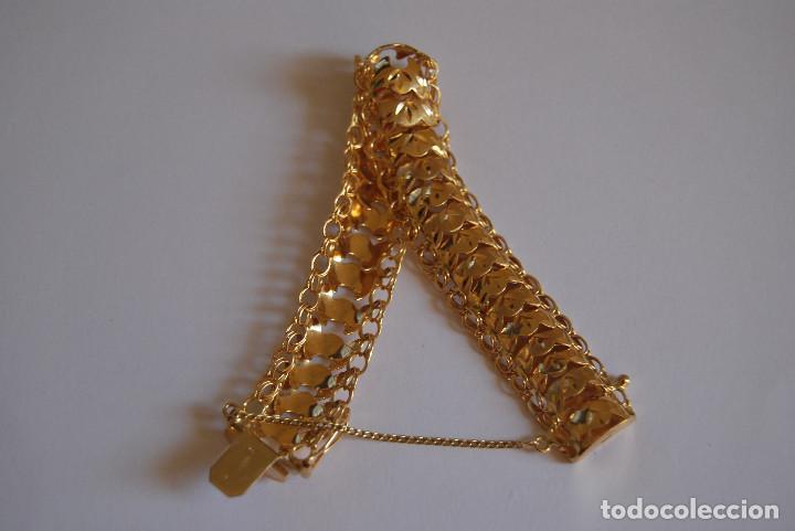 Joyeria: Preciosa Pulsera modelo Princesa de Oro de 18 Kt. - Foto 6 - 171962792