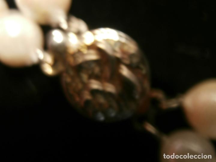 Joyeria: Collar de perlas cultivadas y cierre de plata - Foto 2 - 99513923