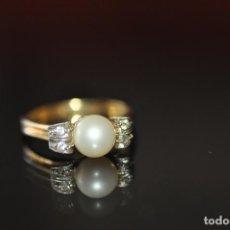 Jewelry - ANILLO DE PLATA DE LEY CON PERLA - 133609234