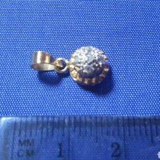 Jewelry - Colgante oro blanco y amarillo 18k contraste oficial - 79982385