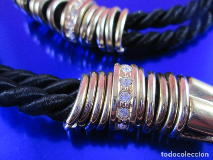Joyeria: juego de collar y pulsera-artesanal-bisutería-piedras-ver fotos - Foto 10 - 80365085