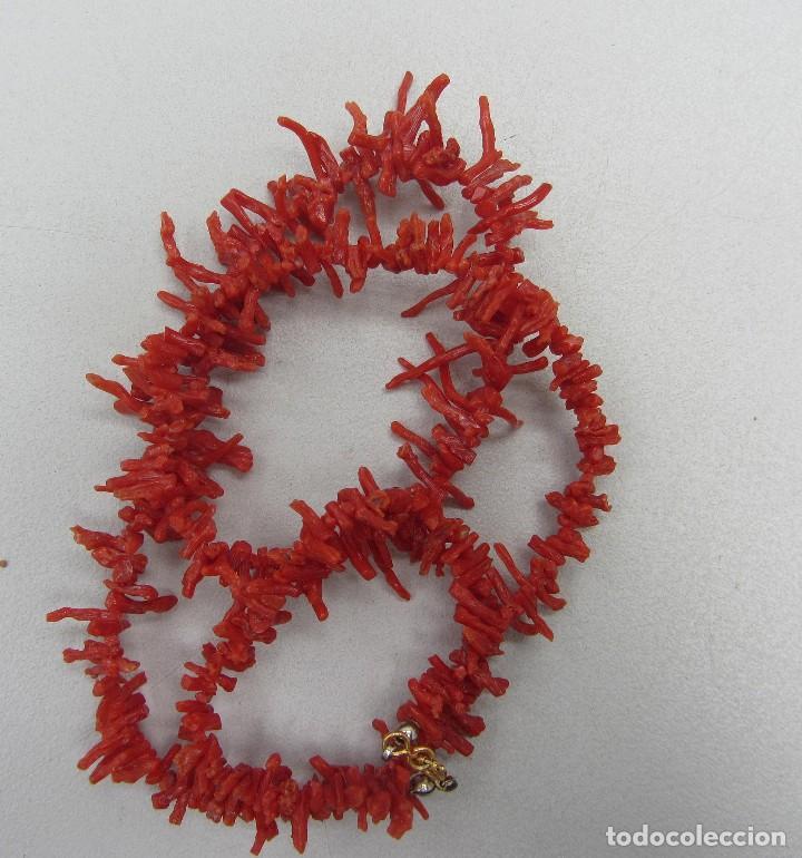 Joyeria: collar de ramas de coral mediterráneo - Foto 2 - 80872087