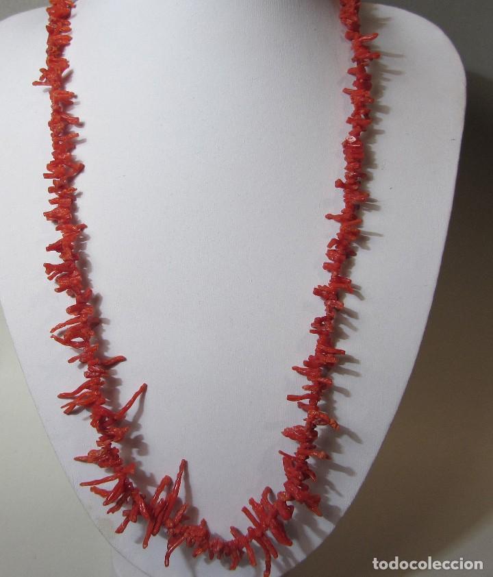 Joyeria: collar de ramas de coral mediterráneo - Foto 3 - 80872087
