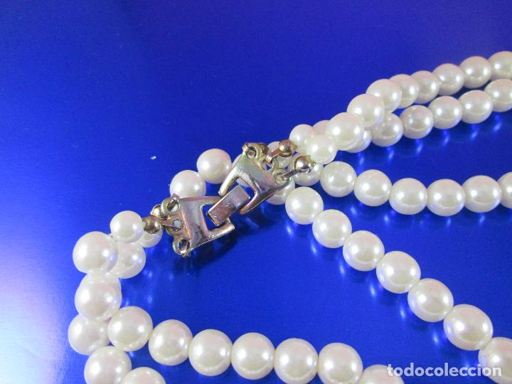 Joyeria: collar-perlas-bisutería?-precioso-ver fotos - Foto 7 - 81093672