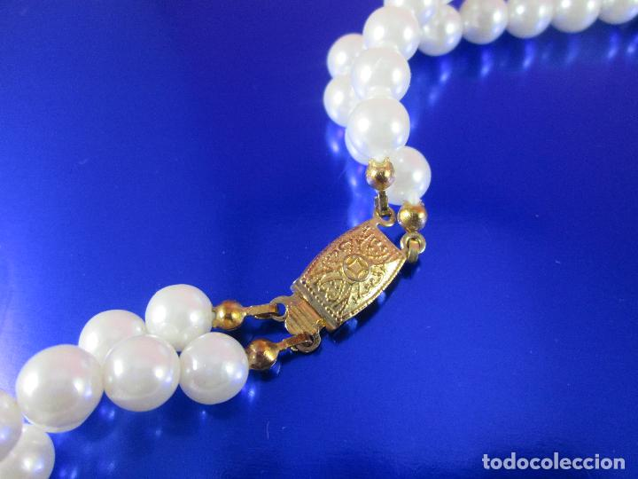 Joyeria: collar-perlas-bisutería?-ver fotos - Foto 4 - 81146368