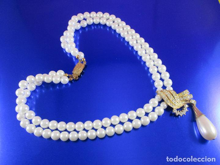 Joyeria: collar-perlas-bisutería?-ver fotos - Foto 8 - 81146368