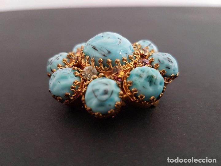 Joyeria: Precioso broche Frances de años 40 - Foto 2 - 82288868