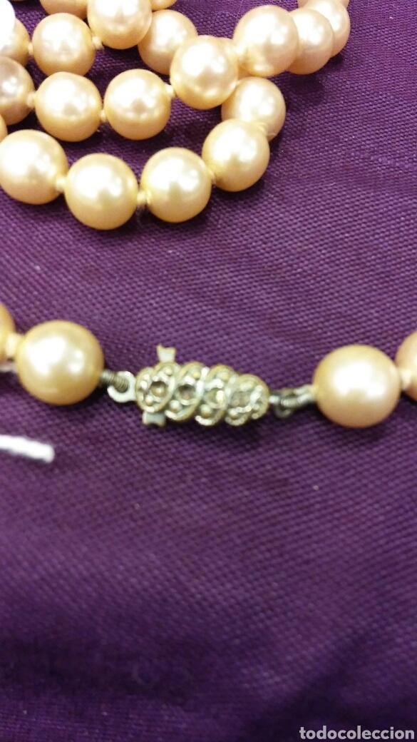 Joyeria: Collar perlas - 120 cm - Foto 2 - 148634661