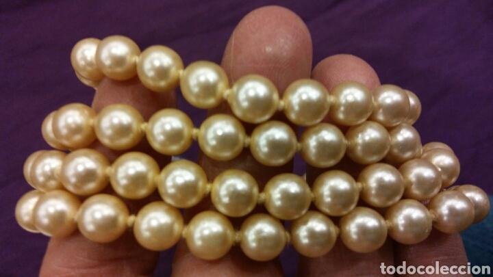Joyeria: Collar perlas - 120 cm - Foto 3 - 148634661