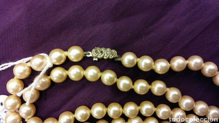 Joyeria: Collar perlas - 120 cm - Foto 5 - 148634661