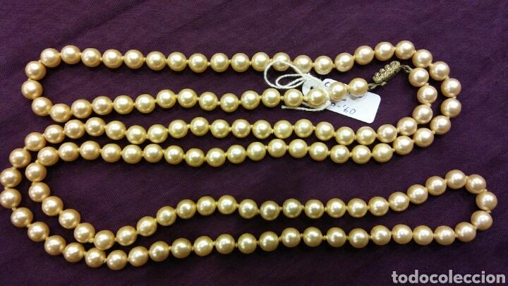 Joyeria: Collar perlas - 120 cm - Foto 8 - 148634661