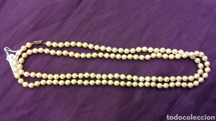 Joyeria: Collar perlas - 120 cm - Foto 9 - 148634661