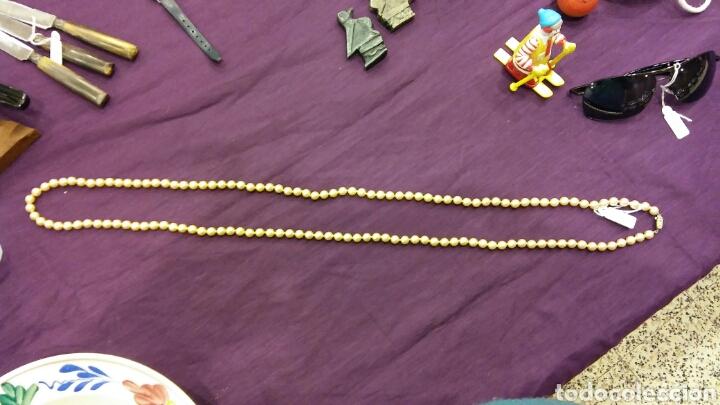 Joyeria: Collar perlas - 120 cm - Foto 10 - 148634661