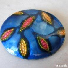 Joyeria - broche de esmalte - 84650692
