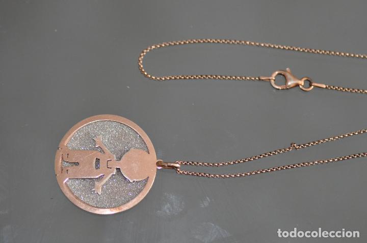 b7f33c14aa24 collar gargantilla de plata de ley contrastada - Comprar Collares ...