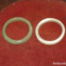 Jewelry - ANILLO DE JADE Y NACAR - 86726608