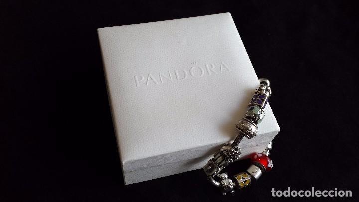 Joyeria: Pulsera Pandora en plata - Foto 2 - 86911428