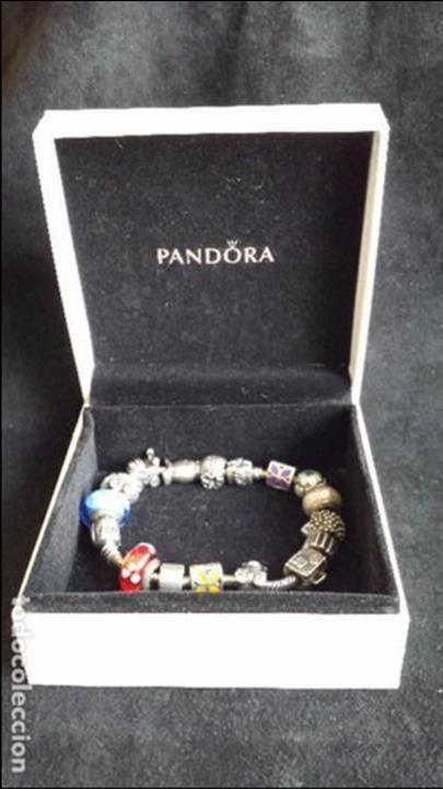 Joyeria: Pulsera Pandora en plata - Foto 3 - 86911428