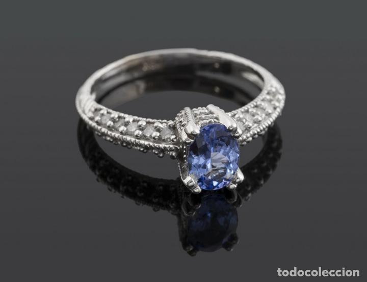 43d09befcb72 anillo oro blanco 18k. por debajo de su precio - Comprar Anillos ...