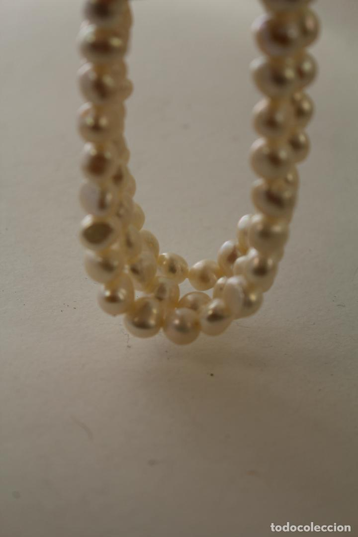 Joyeria: pulsera tres vueltas con perlas cultivadas - Foto 8 - 100019938