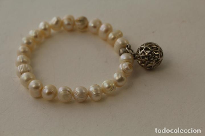 Joyeria: pulsera con perlas cultivadas - Foto 3 - 100017880