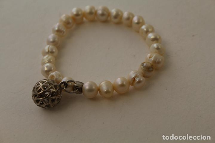 Joyeria: pulsera con perlas cultivadas - Foto 4 - 100017880