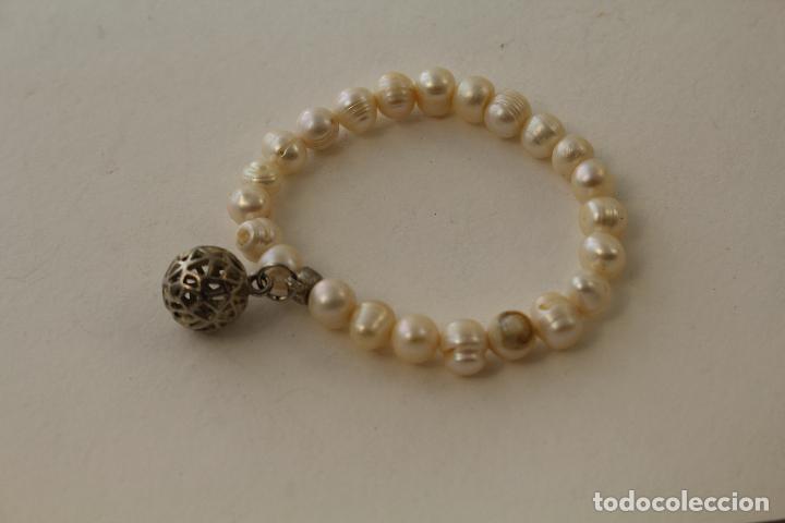 Joyeria: pulsera con perlas cultivadas - Foto 5 - 100017880