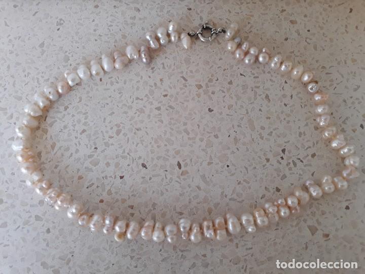 b0cc5b5d8c2b collar perlas cultivadas de agua dulce - Comprar Collares Antiguos ...