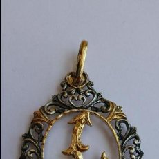 Jewelry - Colgante de plata con una L de 4,2 x 3,3 cms 925 en lo de colgar - 95161079