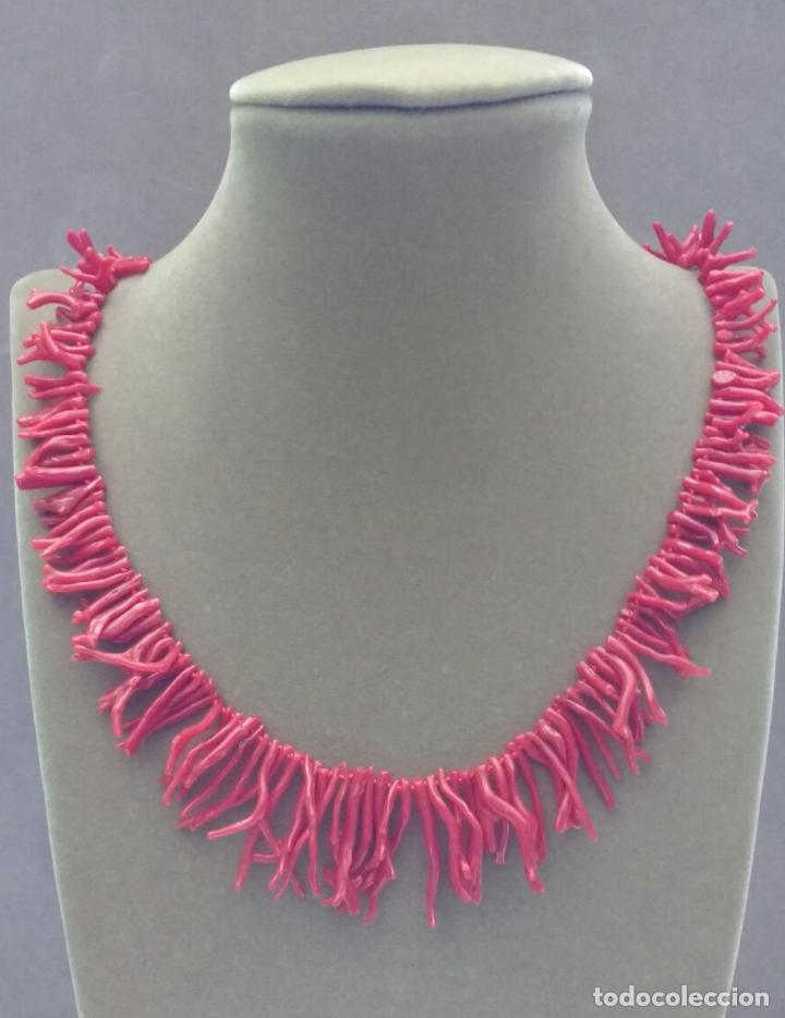 Joyeria: Collar coral del mediterraneo. - Foto 2 - 95366603