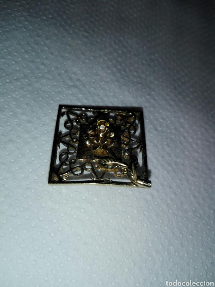 Joyeria: Broche plata chapado oro - Foto 2 - 95952339