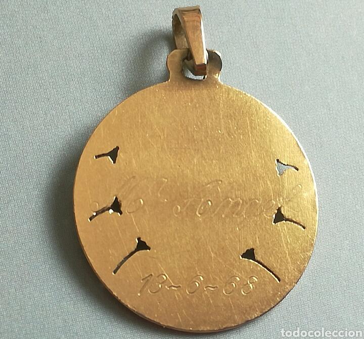 Joyeria: Medalla de la Virgen - Foto 3 - 96362808