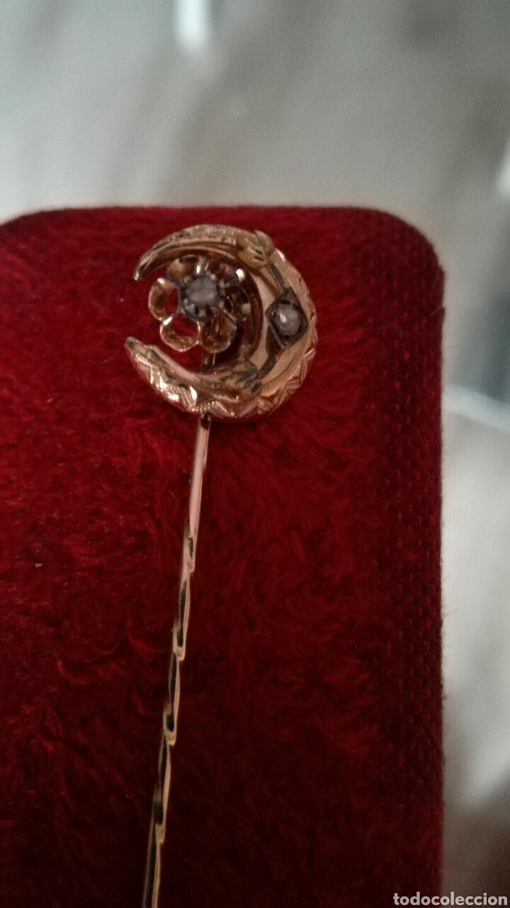 Joyeria: Alfiler de corbata oro 9 k - Foto 6 - 97108142