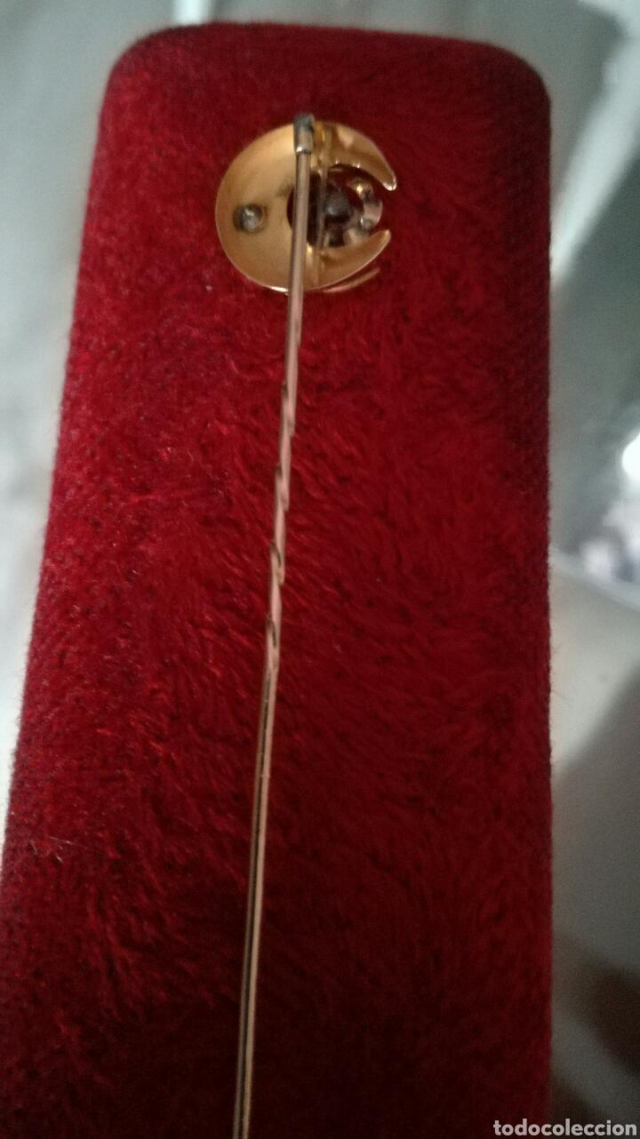 Joyeria: Alfiler de corbata oro 9 k - Foto 8 - 97108142