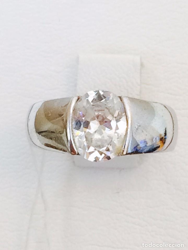 Joyeria: anillo de plata 925 plata esterlina - Foto 2 - 97777115