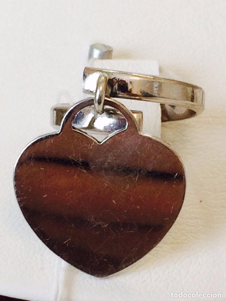 Joyeria: anillo de plata 925 plata esterlina - Foto 2 - 97777175