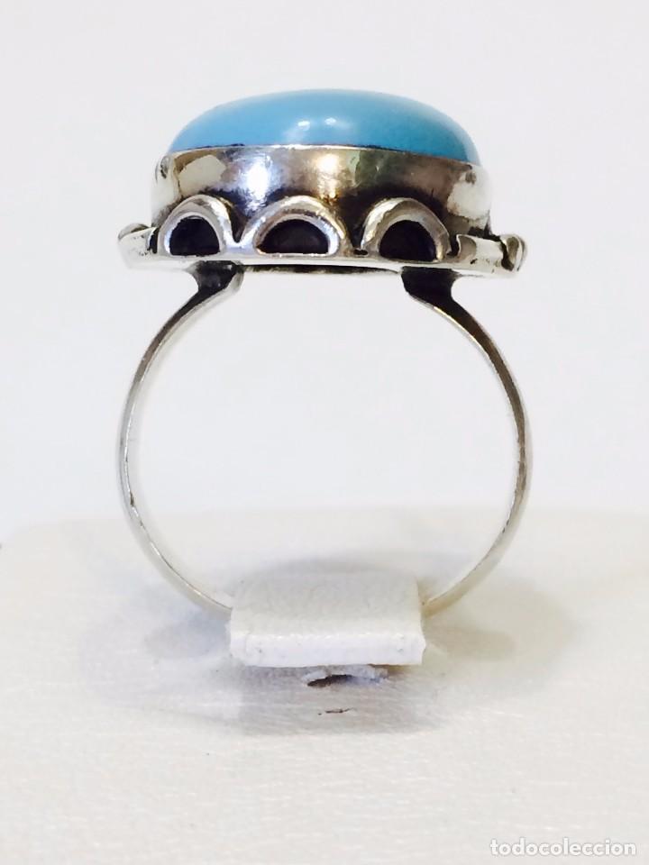 Joyeria: anillo de plata 925 plata esterlina - Foto 3 - 97777235