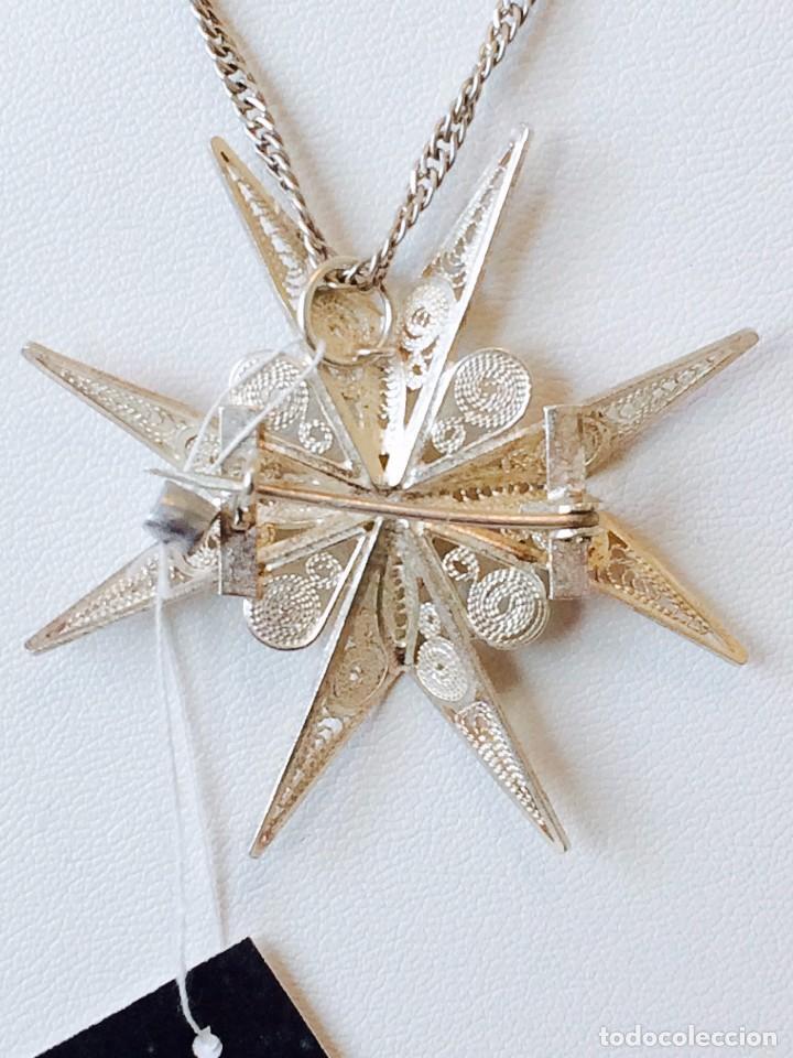Joyeria: plata colgante plata colgante 925 prueba - Foto 2 - 97777379