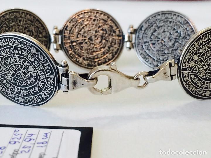 Joyeria: pulsera de plata 925 plata esterlina - Foto 3 - 97777551