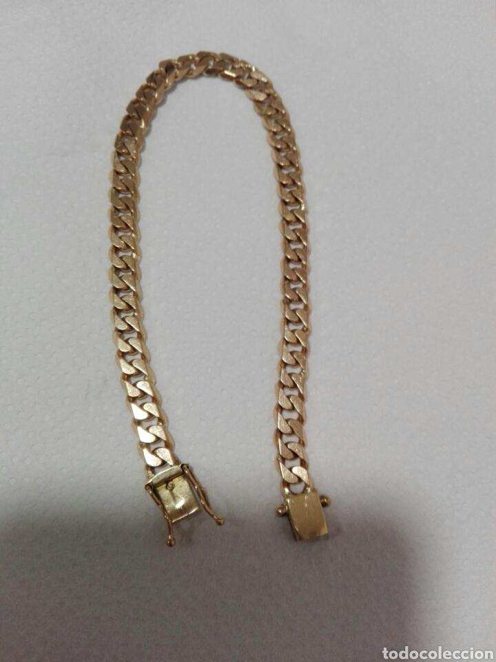 324e96b8362c Pulsera oro para hombre - Vendido en Venta Directa - 98435920