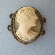 Joyeria - Cierre camafeo tallado a mano antiguo - 98983050